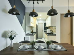 Contemporary Dining Room@Menara Simfoni