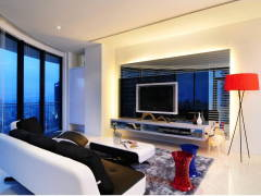 Retro Modern Living Room others design ideas & photos ...