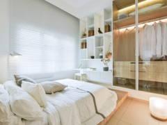Contemporary Bedroom@Sejati House - Semi-D at Sitiawan, Perak