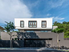Contemporary Modern Exterior@Earl of East