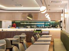 Classic Retro F&B@Paparich Restaurant