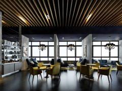 Contemporary Modern F&B@Sky Lounge Cafe