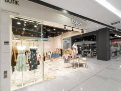 Minimalistic Scandinavian Retail@Tapas Fashion @ Paradigm Mall PJ