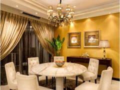 Asian Vintage Dining Room@Ceva Residence @ Bukit Utama