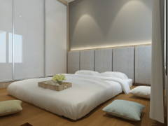 Contemporary Modern Bedroom@Maisson Condo @ Ara Damansara