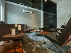 Contemporary Modern Family Room@Temasya Glenmarie