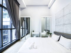 Contemporary Scandinavian Bedroom@M City @ Ampang
