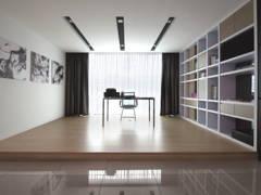 Contemporary Minimalistic Study Room@Kota Tinggi