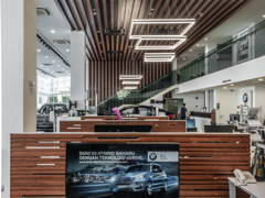 Modern Retail@BMW Auto Bavaria KL