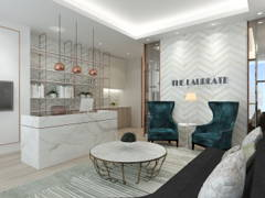 Contemporary Modern Retail@The Laureate