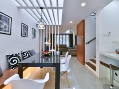 Contemporary Modern Dining Room@Wangsa Melawati