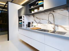 Contemporary Modern Kitchen@The Haute Show Unit