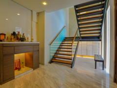 "Contemporary Modern Foyer@""Elegant Simplicity"""