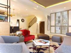 Scandinavian Living Room@Serene Height