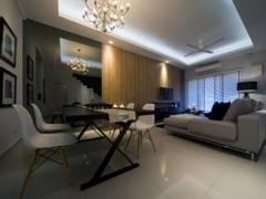 Contemporary Modern Dining Room Living Room@D' Exotica 33