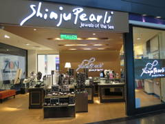 Asian Modern Exterior Retail@Shinju Pearls - KLIA 2 Gateway