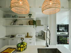 Asian Modern Kitchen@Brydon Eco Horizon