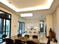 Contemporary Modern Dining Room@Lee Residence