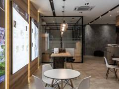 Modern@PDMC Gaya Residence Sales Gallery