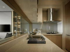 Contemporary Modern Kitchen@Southern Marina