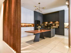 Contemporary Modern Dining Room@N'Dira Townhouse, Puchong South