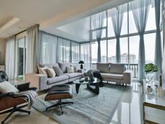 Classic Modern Living Room@Armanee Terrace 2