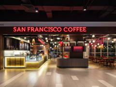 Asian Rustic F&B@San Francisco Coffee at KL Gateway Mall