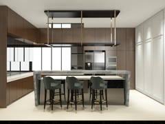Classic Kitchen@Classic villa frontier