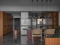 Minimalistic Retro Dining Room Kitchen@ZEST FOR LIFE - Ttdi, Kuala lumpur