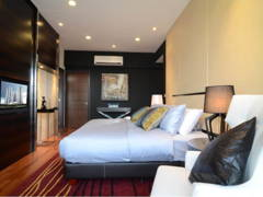 Contemporary Modern Bedroom@9 Bukit Utama Show Unit (Block C)