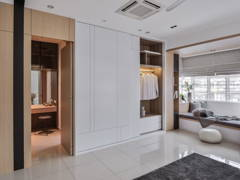 Contemporary Minimalistic Bedroom@The perfect crush- Semi-D, Perak