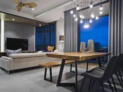 Minimalistic Modern Dining Room Living Room@The Vyne 18