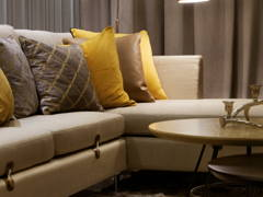 Contemporary Living Room@Sentral Suites Corner D