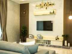 Contemporary Modern Living Room@Liu Li Garden, Cyberjaya