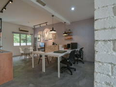 Minimalistic Scandinavian Office@Matt Interior Design Office