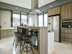 Contemporary Modern Kitchen@Kepayang Haven
