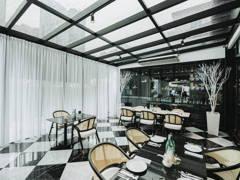 Classic Minimalistic Dining Room F&B@Flour Restaurant