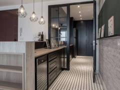 Contemporary Modern Kitchen@Amour