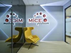 Contemporary Modern Office@MICE PODIUM, Bangsar South Office