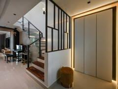 Contemporary Minimalistic Foyer@<Pristine Representation> @ Zenia Residences, Desa Park City