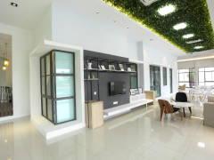 Contemporary Modern Living Room@Isle Of Kamares Setia Eco Glades, Cyberjaya