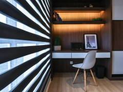 Contemporary Modern Study Room Bedroom@Segambut