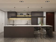 Minimalistic Modern Kitchen@Project South Brooks