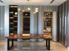 Classic Zen Dining Room Living Room@Serai Bangsar