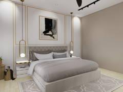 Modern Bedroom@TROPICANA AMAN, KOTA KEMUNING