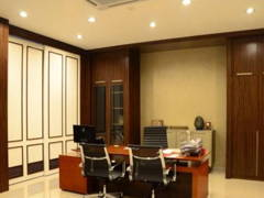 Contemporary Modern Office@Wisma PCC