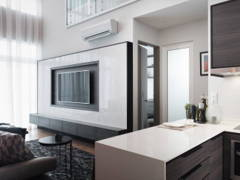 Contemporary Living Room@SCENT