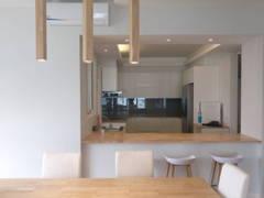 Minimalistic Zen Dining Room@ZEN