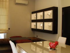 Asian Modern Family Room@Semi Detached @ Setia Eco Park