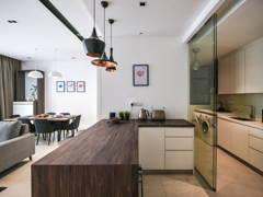Contemporary Minimalistic Kitchen@Cloudtree Residence, Balakong